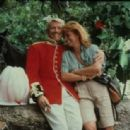 Mariel Hemingway and Peter O'Toole