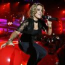 "Anastacia - Performs On Stage During Her Concert At The ""Stars For Free"" Festival In Zurich, 28.11.2008."