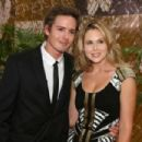 Anna Hutchison and Jason Smith