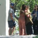 Dakota Johnson With Leonardo Dicaprio out in Malibu