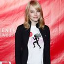 Emma Stone attended the 15th Annual EIF Revlon Run/Walk For Women in New York City this morning, May 5