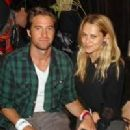 Teresa Palmer and Scott Speedman