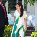Marisa Tomei – Attends at Eva Longoria's baby shower in LA