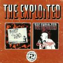 The Exploited Album - Punks Not Dead / On Stage