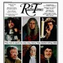 Radio Times Cover (16 October, 1969) - 454 x 570