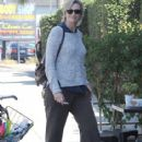 Jane Lynch out for lunch in Los Angeles, California on September 4, 2014 - 415 x 594