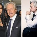 'We had a little bump in the road. I love Catherine more than I ever have. Hopefully, the feeling's mutual...': Michael Douglas on those bizarre sexual confessions and why he'll never tire of playing the villain