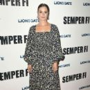 Leighton Meester – 'Semper Fi' Screening in Hollywood - 454 x 672