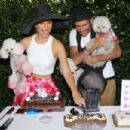 Maria Menounos and Keven Undergaro– Throws a Sweet 16 Birthday Party for Her Dog in Los Angeles