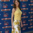 """Christy Carlson Romano - """"Tiger Cruise"""" Premiere In Los Angeles - 27 July 2004"""