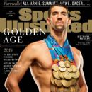 Michael Phelps - Sports Illustrated Magazine Cover [United States] (26 December 2016)