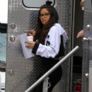 Gina Rodriguez on 'Someone Great' movie set in Soho - 454 x 816