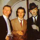 Rusty Egan, Midge Ure, Steve Strange - New Wave - Visage - 454 x 317