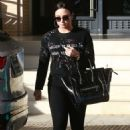 Demi Lovato – Christmas shopping in Beverly Hills