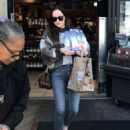 Dakota Johnson – Shopping in Los Angeles - 454 x 575