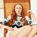 Sophie Turner - Glamour Magazine Pictorial [United Kingdom] (July 2016)