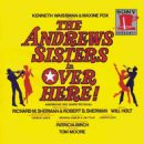 Over Here! Original 1974 Broadway Cast Starring The Andrew Sisters