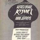 Kismet 1965 Music Theater Of Lincoln Center Summer Revivel - 291 x 445