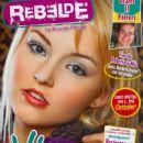 Angelique Boyer, Rebelde - rebelde Magazine Cover [Mexico] (January 2006)