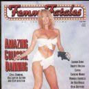 Sybil Danning - Femme Fatales Magazine Cover [United States] (September 1992)