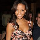 "Selita Ebanks - Apr 21 2008 - ""Then She Found Me"" After-Party In NYC"