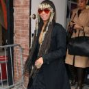 Erykah Badu Fined for Nude Video Taping Debacle