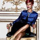 Rihanna Interview Magazine Pictorial December 2010 United States