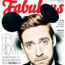 Ricky Wilson - Fabulous Magazine Cover [United Kingdom] (15 March 2015)