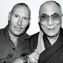 With the Dalai Lama in Frankfurt, 2008 - 400 x 225