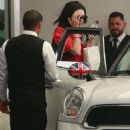 Kendall Jenner – Leaving a dermatologist in Beverly Hills