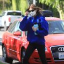 Kaia Gerber – Out for pilates class in West Hollywood
