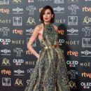 Nieves Alvarez- Goya Cinema Awards 2019 - Red Carpet - 400 x 600