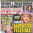 Who Killed Jon Benet? - Globe Magazine Cover [United States] (28 August 2017)