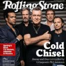 Ian Moss, Don Walker, Jimmy Barnes, Phil Small, Charley Drayton - Rolling Stone Magazine Cover [Australia] (November 2015)