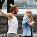 Peter Sarsgaard and Dakota Fanning
