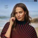 Alicia Vikander – Marie Claire Russia Magazine (January 2020)
