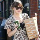 Dakota Johnson – Leaving a Venice Beach grocery store in LA