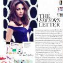 Mila Kunis Elle UK August 2012