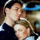 Erika Eleniak and Brian Wimmer