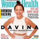 Davina McCall - Women's Health Magazine Cover [United Kingdom] (October 2020)