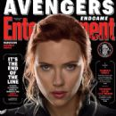 Scarlett Johansson - Entertaiment Weekly Magazine Cover [United States] (18 April 2019)
