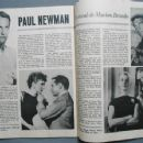 Paul Newman - Les films pour vous Magazine Pictorial [France] (7 September 1959) - 454 x 354