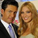 Fernando Colunga and Blanca Soto
