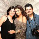 Aishwarya Rai Shoots For Daboo Ratnani calender 2012
