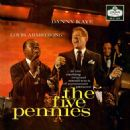 THE FIVE PENNIES Starring Danny Kaye and Louis Armstrong - 454 x 454