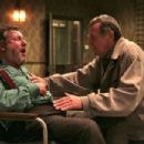 Ray Winstone as Colin Diamond and Tom Wilkinson as Archie in Malcolm Venville drama '44 Inch Chest.'