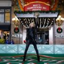 Debbie Gibson – 93rd Annual Macy's Thanksgiving Day Parade Rehearsals in NYC - 454 x 303