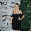Holly Madison at Tao Group Los Angeles Grand Opening Block Party in Hollywood - 454 x 681