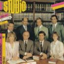 L.A. Law - Studio Magazine Cover [Croatia] (26 January 1980)