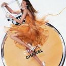 Anne Vyalitsyna Chanel Chance Fragrance Campaign 2012 - 454 x 596